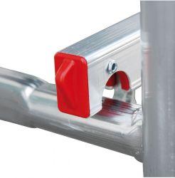 Hliníkové pojízdné lešení pro pracovní výšku 3,25 m Hymer