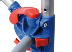 Hliníkový rudl Expresso Click4 - s malou lopatou 245x220 mm