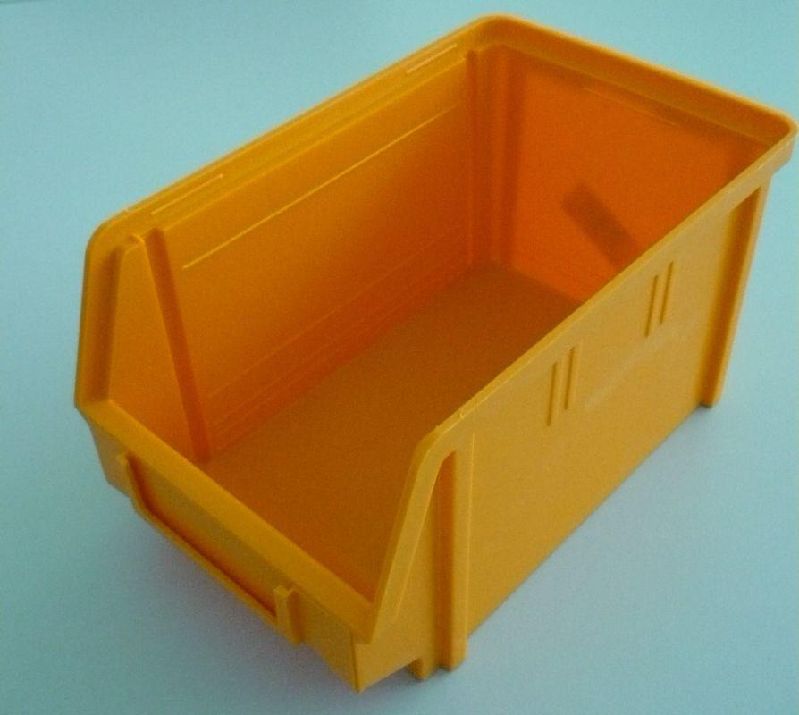 Plastový box na šroubky 104 žlutý