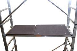 Hliníkové pojízdné lešení HYMER EASY UP 5m