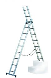 Hliníkové štafle hobby 2x7 FACAL