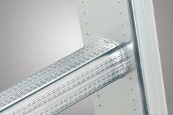 Hliníkový žebřík HAILO profi 2x9+8 příček 9309-507 + schůdky zdarma