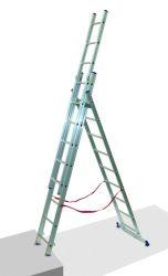 Hliníkový žebřík FACAL hobby 3x12