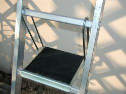Nášlapná plošinka pro žebřík vnitřní