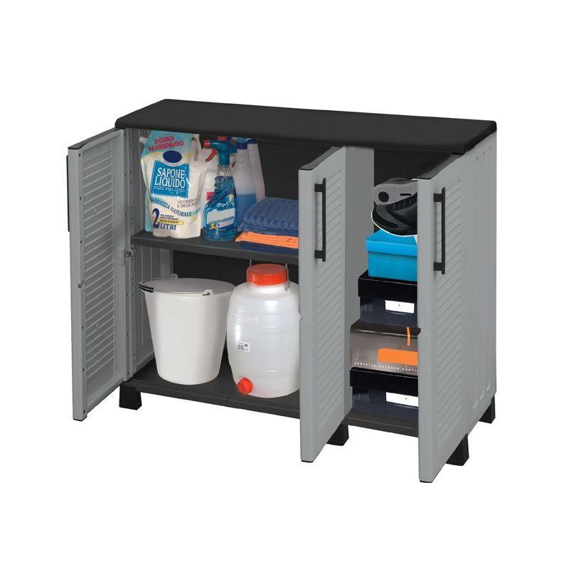 Plastová skříň Family do dílny F100/B Art Plast