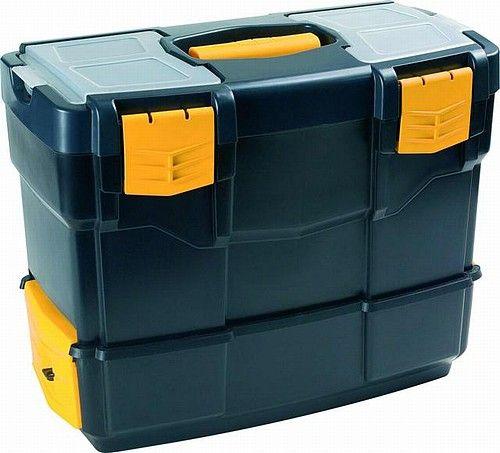 Plastový kufr na nářadí profi 6500 V