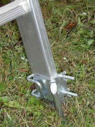 Stabilizační hroty pro žebřík - pár