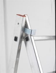 Štaflový žebřík hobby 2x13 příček ALPOS