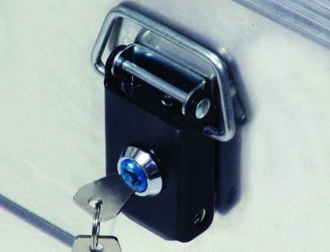 Cylindrická vložka k hliníkovému boxu ALPOS