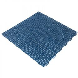 Plastová rohož Marte 563x563 mm - modrá