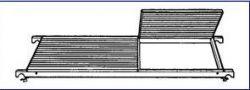Náhradní díly pro lešení Hymer 7074