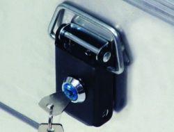 Přepravní hliníkový box 140 litrů -0,8 mm ALPOS