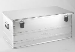 Přepravní hliníkový box 140 litrů - 1 mm