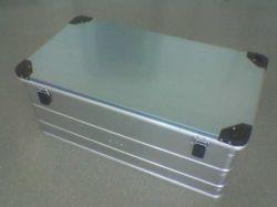 Přepravní hliníkový box 157 litrů -1 mm