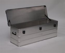Přepravní hliníkový box 163 litrů -1 mm