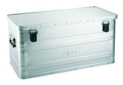 Přepravní hliníkový box 90 litrů -0,8 mm