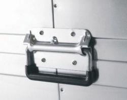 Přepravní hliníkový box 90 litrů -0,8 mm ALPOS