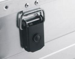 Přepravní hliníkový box Alpos 90 litrů B90 -0,8 mm