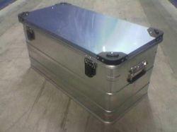 Přepravní hliníkový box 91 litrů -1 mm