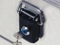 Přepravní hliníkový box 91 litrů -1 mm ALPOS
