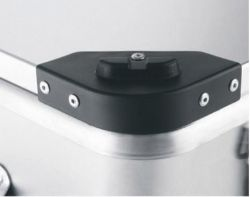 Přepravní hliníkový box Alpos 91 litrů D91 -1 mm