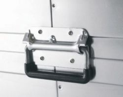Přepravní hliníkový box na dokumenty Alpos BB 72
