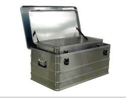 Sada hliníkových boxů 91+59 litrů