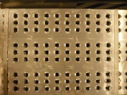 Hliník. nájezdy obloukové 2000x300 mm, 520-1000 kg Metalmec
