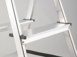 Hliníkové oboustranné štafle Alpos 2x5