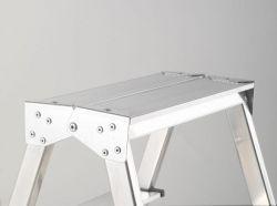 Hliníkové oboustranné štafle Alpos 2x6