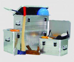 Hliníkové přepravní boxy a bedny