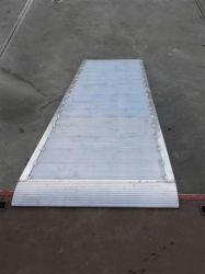 Lehké hliníkové rampy