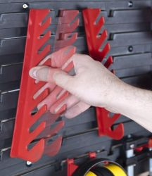 Nástěnný panel na nářadí PATROL FIXING WALL