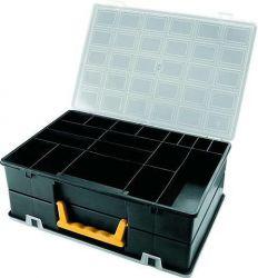 Oboustranný plastový organizér s pevnými přepážkami ARTPLAST 4400