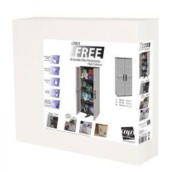 Plastová skříň Free line do dílny velká F71/TP Artplast