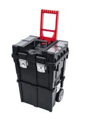 Box na nářadí na kolečkách HD COMPACT LOGIC