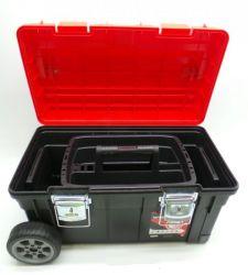 Pojízdný box na nářadí PATROL WHEELBOX HD TROPHY 2 CARBO