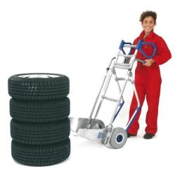 Hliníkový rudl Expresso na 4 pneumatiky