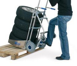 Hliníkový rudl Expresso na 8 pneumatik