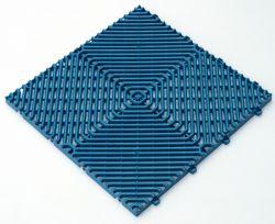 Dlažba Rombo - modrá 385 x 385 mm