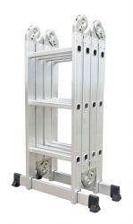 Kloubový žebřík G21 4x3 příčky