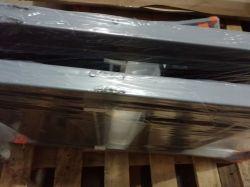 Ocelové skládací schůdky FACAL T2 - poškozený obal
