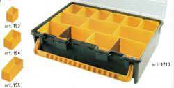 Plastový organizér na nářadí ARTPLAST 3700 - bez vnitřních přepážek