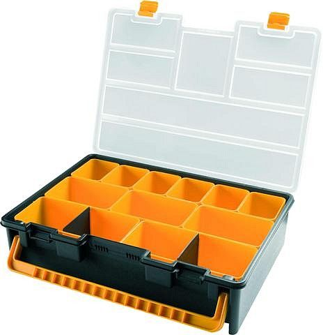 Plastový organizér s vnitřními boxy 3710